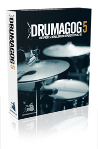 In-Depth Review: Million Dollar Drums with Drumagog 5