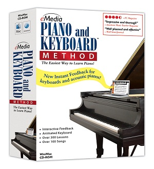 Review: The eMedia Piano Method steps up to the plate.  Is it worthwhile?