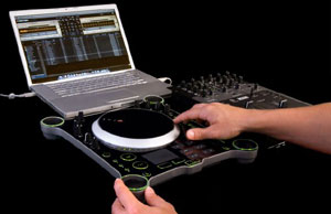 World's most innovatively designed and fully configurable digital DJ controller now shipping from North American retailers
