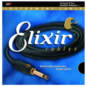 Elixir offering free cable if you hear the difference at NAMM