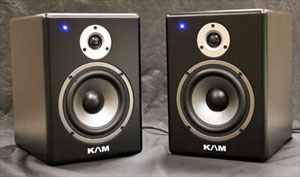 Hands-on review: KAM Instruments Fidelio 6.5 HD Studio Monitors