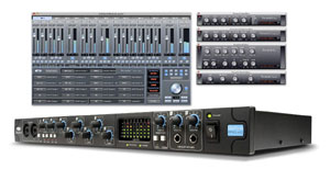 The new generation of Focusrite multi-channel firewire audio interfaces