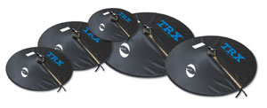 Free Cymbags included with TRX Cymbals purchase