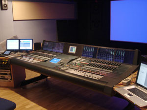 POP Sound Purchases New AMS Neve DFC Gemini Digital Mixing Console