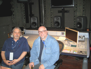 GENELEC 8200 SERIES ACTIVE DSP MONITORING SYSTEMS CHOSEN FOR MUSIC MIXERS AT THE 51ST ANNUAL GRAMMY® AWARDS