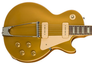 Gibson introduces Les Paul Tribute guitar