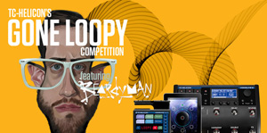 Ready to Go Loopy? TC-Helicon wants to help