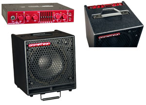 Preview: Ibanez Promethean Bass Amplification Systems