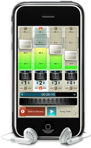 Sonoma Wire Works updates FourTrack recorder  app for iPhone, iPod