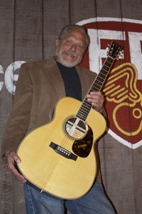 MARTIN GUITAR INTRODUCES THE M-30 JORMA KAUKONEN CUSTOM ARTIST EDITION