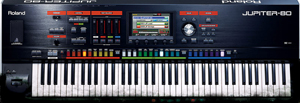 Roland ships Jupiter-80 synth