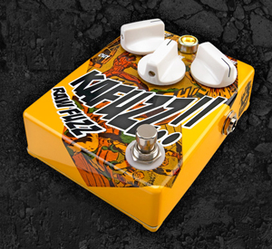 Hands-on review: Dr No-Effects Kafuzz!!