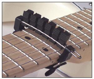 Hands-on review: Bob Kilgore's Harmonic Capo -- Multi-dimensional sound