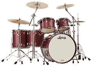 Ludwig Launches Legacy Classic Drums