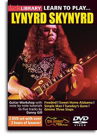 Review: Lick Library's Learn to Play Lynyrd Skynyrd