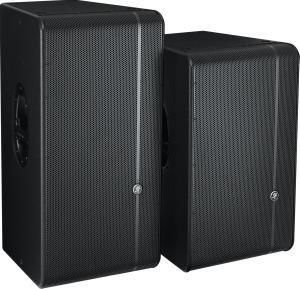 Mackie Unleashes HD Series  Powered Loudspeakers