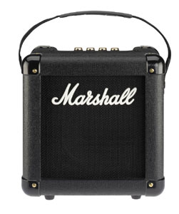 MARSHALL OFFERS FEATURE-RICH MG2FX MINI GUITAR AMPLIFIER