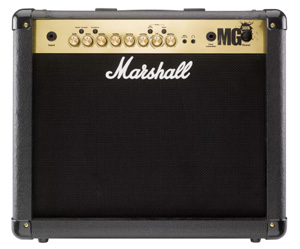 NEW MARSHALL MG4 SERIES PROVIDES ANY GUITARIST  WITH A SOLID FOUNDATION OF TONE