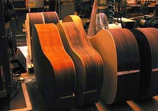 Acoustic Guitar Body Styles and Tone Woods