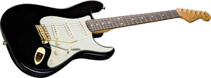 Fender announces limited edition John Mayer BLACK1 Strat