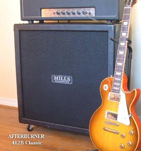 MILLS Acoustics releases Afterburner 412B Classic Cabinet