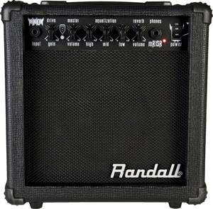 Randall Amplifiers debuts Minion Sereis at WInter NAMM