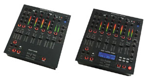 Mixers To Rave About: American Audios 4-Channel MX-1400, MX-1400 DSP Mixers; Let DJs Pump Up Extreme Jams In 14-Inch Format