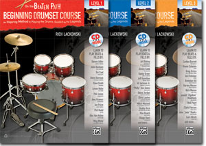 On The Beaten Path: Beginning Drumset Course reviewed