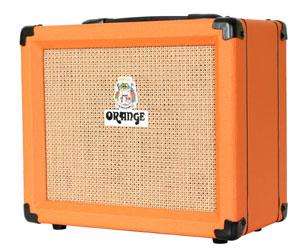 Orange Amplification relaunches Crush PiX range