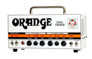 Orange Amplification launches Dual Terror