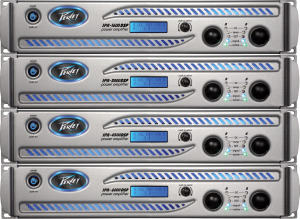 PEAVEY ELECTRONICS CHOOSES WAVES MAXXAUDIO SOUND ENHANCEMENT TECHNOLOGY FOR ITS IPR SERIES POWER AMPLIFIERS