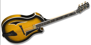 Parker Debuts Limited Edition Jazz Guitar