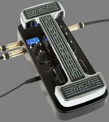 Gig-FX debuts revolutionary tremolo pedal