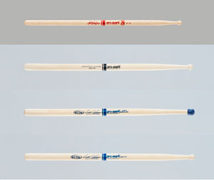 Pro-Mark adds four new drumstick models to their catalogue