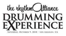 The Rhythm Alliance Drumming Experience hits L.A. on Oct. 9th