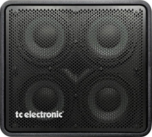TC Electronic debuts 410 bass cabinet