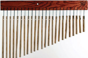 Sabian Introduces New Aluminum and Bronze Bar Chimes for Drummers and Percussionists