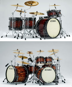 NAMM 2011 Update: TAMA adds two new finishes to Starclassic