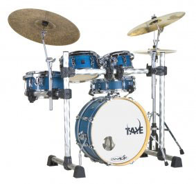 TAYE Drums Announces Release of TAYE DZ™ Drum Rack