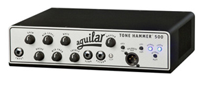 Aguilar set to debut Tone Hammer 500 lightweight bass amp at Winter NAMM 2011