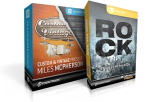 Toontrack and Miles McPherson releases EZmix ands S2.0 Presets