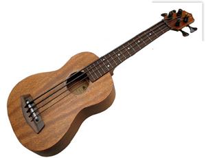 Aloha! Kala unveils the Ubass bass ukulele