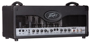 High-Powered Peavey VB-2™ Tube Bass Amplifier Delivers Snarling to Sparkling Valve Tones