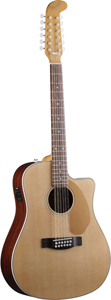 Fender Villager 12-string returns