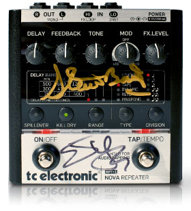 Enter to win a TC Eelctronic Nova Repeater delay